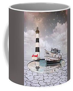 The Lighthouse Coffee Mug by Juli Scalzi