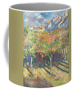 The Lime Trees At Poissy Coffee Mug