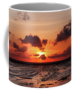 Coffee Mug featuring the photograph The Limitless Loving Devotion by Jenny Rainbow