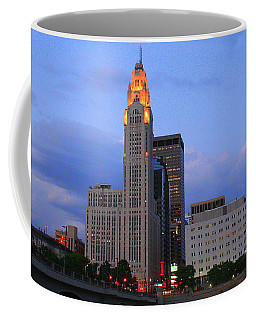 The Lincoln Leveque Tower Coffee Mug