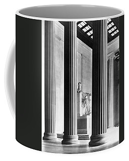 Lincoln Memorial Coffee Mugs