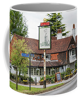 Coffee Mug featuring the photograph The Links Tavern by Michael Hope