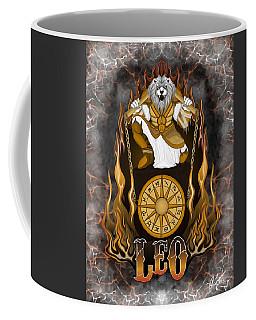 The Lion Leo Spirit Coffee Mug