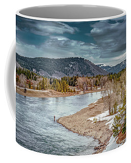 The Little Fisherman Coffee Mug