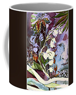 The Little Gardener Coffee Mug by Mindy Newman