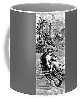 The Little Mermaid And The Prince Coffee Mug