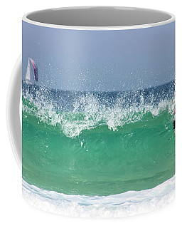 Coffee Mug featuring the photograph The Little Mermaid by Terri Waters