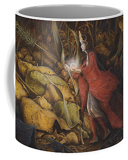 The Little Peoples' Queen Coffee Mug
