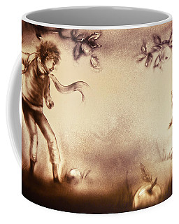 The Little Prince And The Fox Coffee Mug