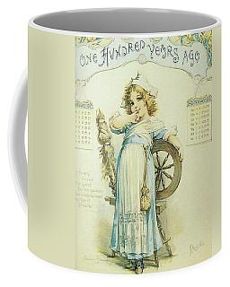 The Little Sailor Coffee Mug by Reynold Jay