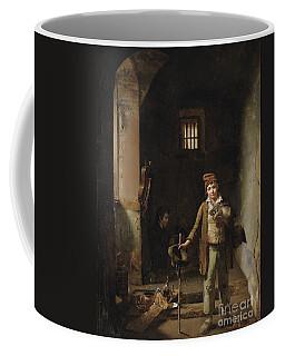 The Little Savoyards' Bedroom Or The Little Groundhog Shower Coffee Mug
