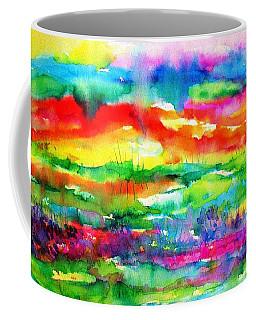 The Living Desert Coffee Mug