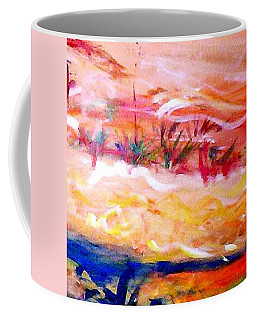 The Living Dunes Coffee Mug by Winsome Gunning