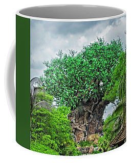 The Living Tree Walt Disney World Mp Coffee Mug by Thomas Woolworth