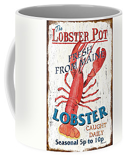 The Lobster Pot Coffee Mug