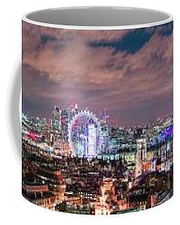 The London Skyline Coffee Mug