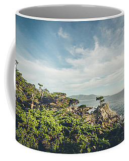 The Lone Cypress Coffee Mug