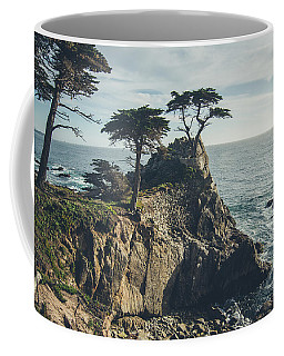 The Lone Cypress No.2 Coffee Mug
