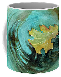 The Lone Leaf Coffee Mug
