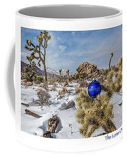 Coffee Mug featuring the photograph The Lone Ornament #9 by Peter Tellone