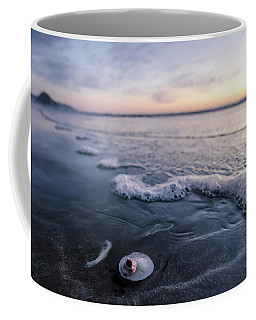 The Lone Sand Dollar Coffee Mug