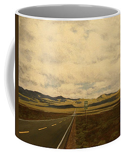 The Loneliest Road Coffee Mug