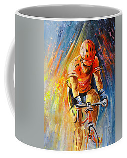 The Lonesome Rider Coffee Mug