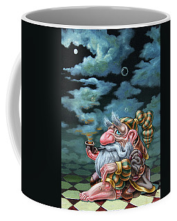 The Long A Smoking Break Coffee Mug
