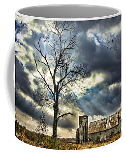 The Long Journey South Coffee Mug