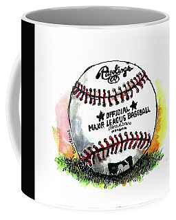 The Long Season Begins Coffee Mug by Terry Banderas