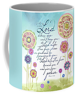 The Lord Bless You Coffee Mug