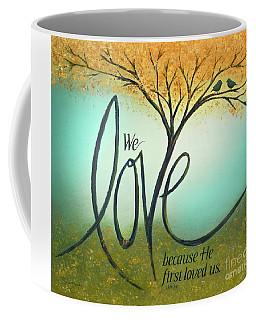The Love Tree Coffee Mug