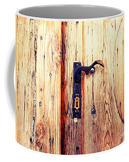 The Lovely Door Handle Coffee Mug