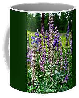 The Lupine Crowd Coffee Mug