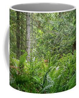 The Lush Forest Coffee Mug