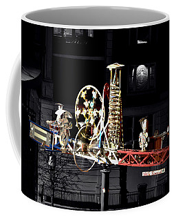 The Machine Coffee Mug
