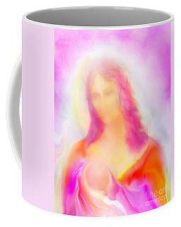 The Madonna Of Compassion Coffee Mug