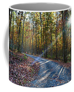The Magic Of Autum Coffee Mug