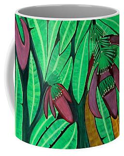 The Magic Of Banana Blossoms Coffee Mug