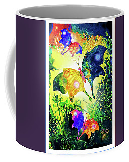 The Magic Of Butterflies Coffee Mug