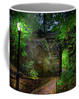 The Magic Of Central Park Coffee Mug by Mark Andrew Thomas