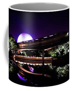 The Magic Of Epcot Coffee Mug