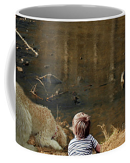 The Magic Of Learning With A Friend Coffee Mug