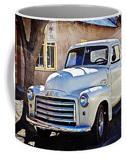 The Magic Of The 1949 Gmc 100 Coffee Mug
