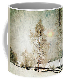 The Magic Of Winter Coffee Mug