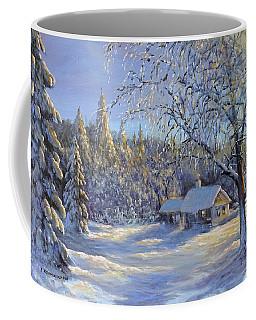 The Magic Of Winter Coffee Mug