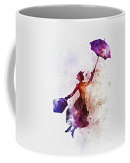 The Magical Nanny Coffee Mug