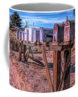 The Mailboxes Coffee Mug