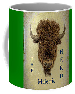 The Majestic Herd Coffee Mug