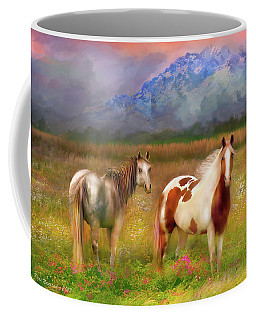 The Majestic Pasture Coffee Mug